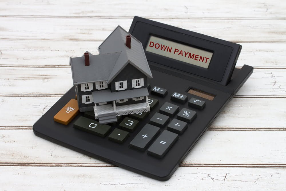 How much is a Utah mortgage down payment?