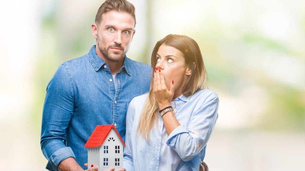 Don't make these four mistakes if you are thinking about trying to buy a home soon