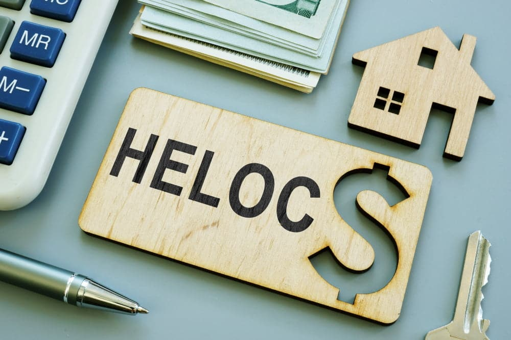 HELOCs are a great opportunity to borrow money against the value of your home.