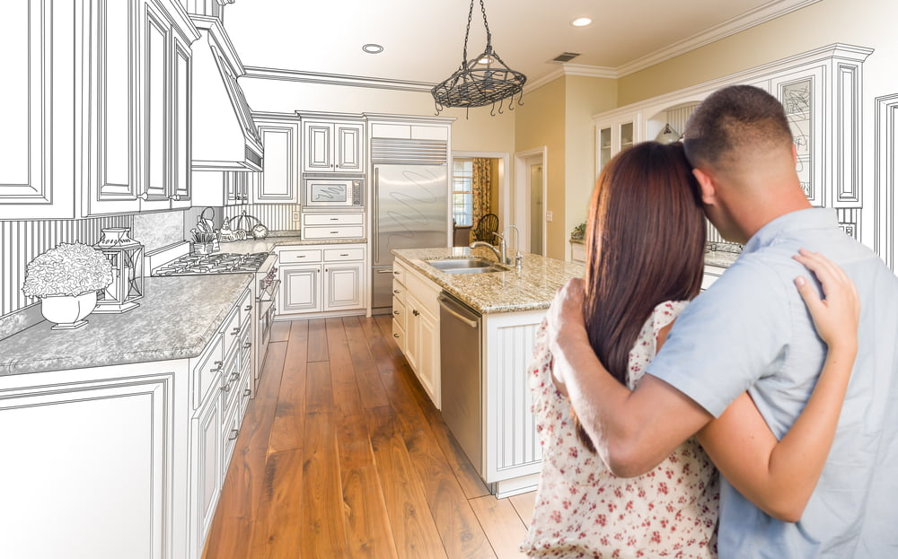 Home equity lines of credit are a great way to start on those home renovations and updates.