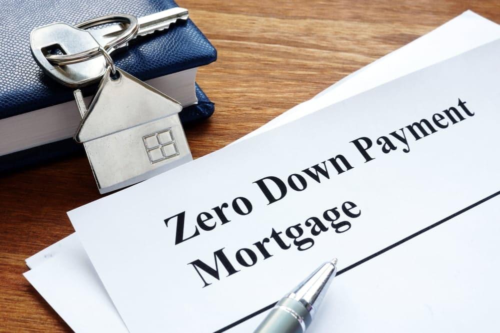 zero down mortgage in Utah